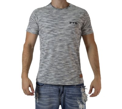 Camiseta Casual - Basic - Lav