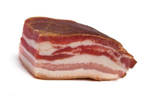 Bacon suíno pedaço - 300 gr