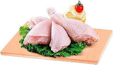 Coxa de frango - bandeja 500 gr