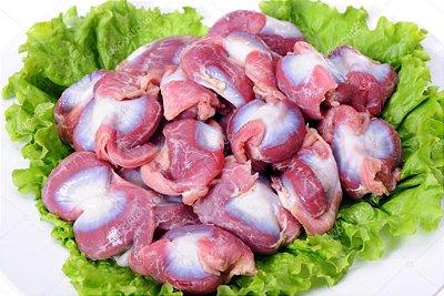 Moela de frango - bandeja 500 gr