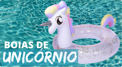Mini Banner Unicórnio