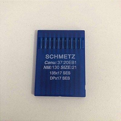 Agulha 21 - Industrial Transp. Duplo - Schmetz