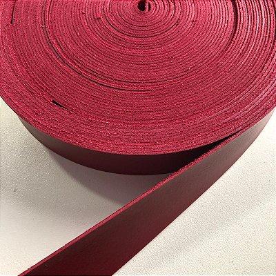 Alça de Montana 3cm Vermelho
