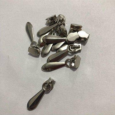 Cursor 3mm Pétala Prata (5 unid)