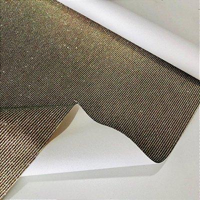 Glitter Fashion Ouro