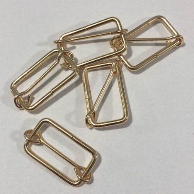 Regulador 3cm Dourado Cataforético (pct 5)