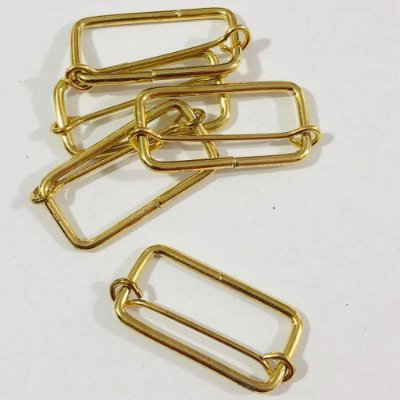 Regulador de Alça  4cm Dourado (pct 5)