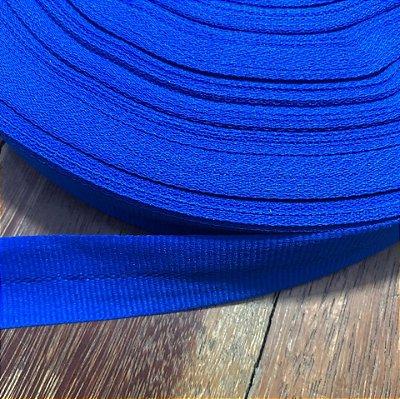 Viés de Gorgurão Azul Royal