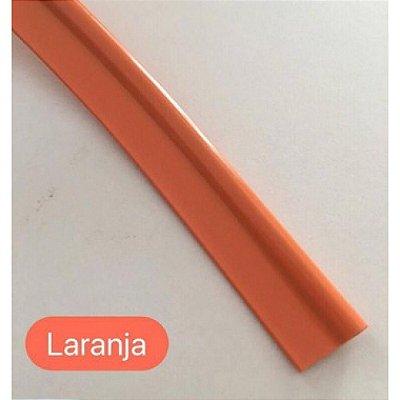 Vivo de Plástico 11mm Laranja