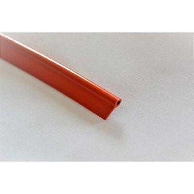 Vivo de Plástico 11mm Vermelho