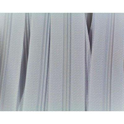 Zíper 3mm Branco