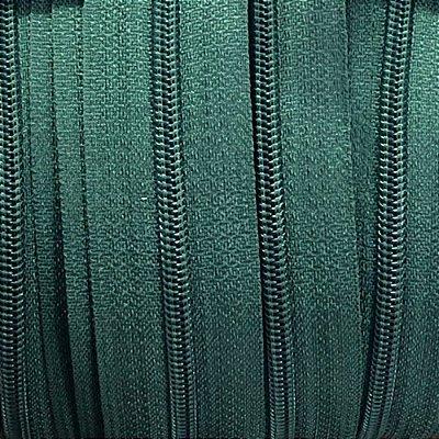 Zíper 5mm Verde Musgo