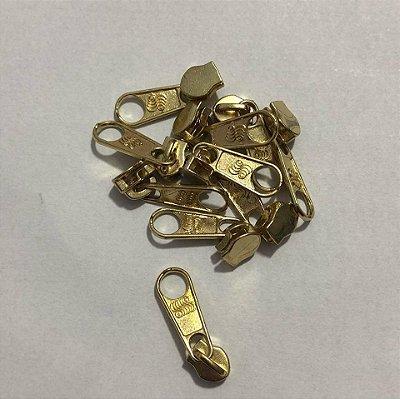Cursor 5mm Dourado (5 unid)