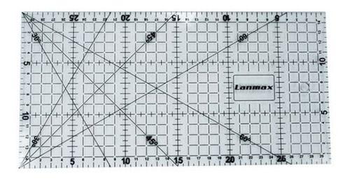 Régua 15x30 Lanmax