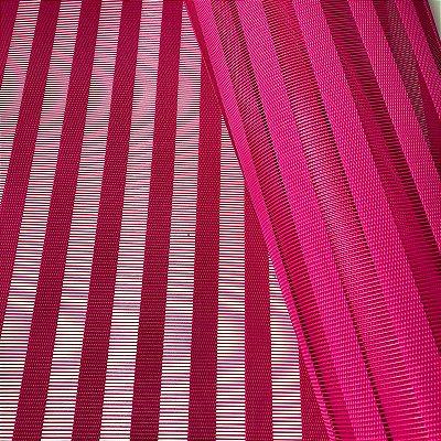 Tela PVC Listrada Pink