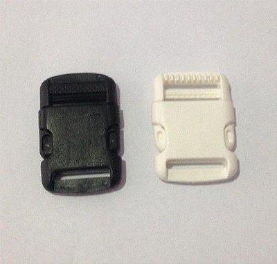 Fecho PVC 3cm (10 unidades)