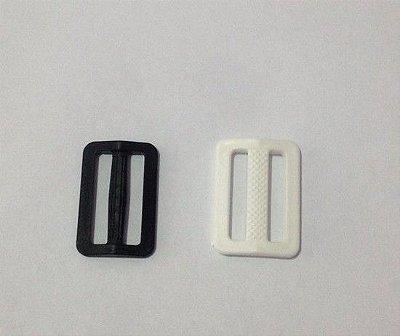 Regulador de Alça PVC 3cm (10 unidades)