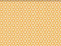 Tecido Amarelo Abacaxi - Cor 1526