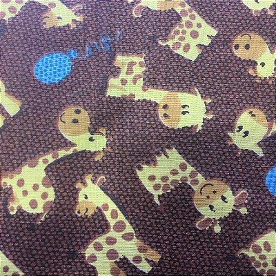 Tecido Girafinha - Cor 1987