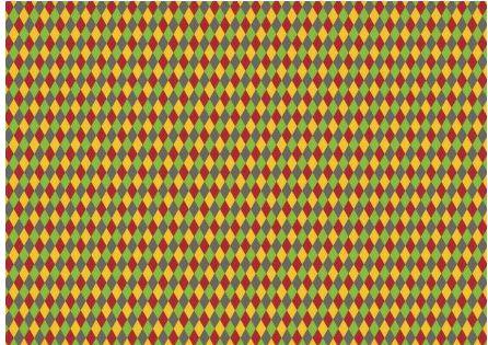 Tecido Xadrez Colorido - Cor 1692