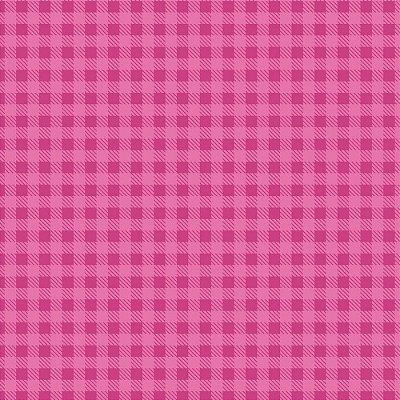 Tecido Xadrez Pink