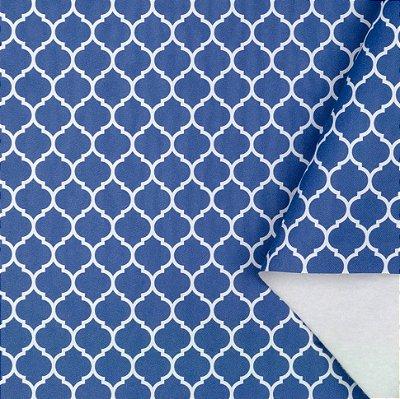PVC Marrocos Indigo