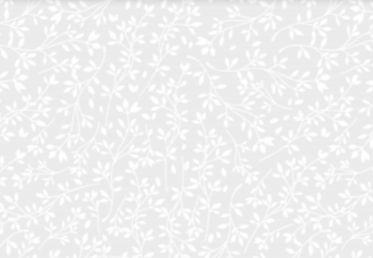 Tecido Arabesco Branco - cor 2059