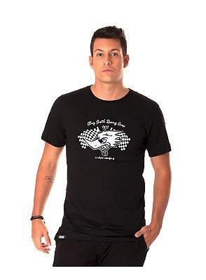Camiseta Lisa Longline - Pica-Pau