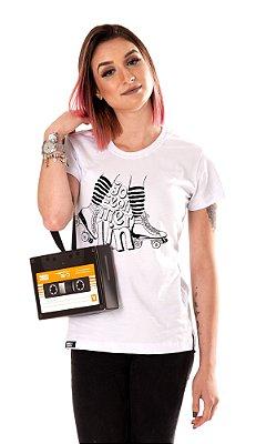 Camiseta Lisa Longline - Patins