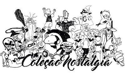 Camiseta Longline - Hanna-Barbera