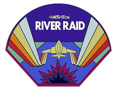 Camisetas - River Raid