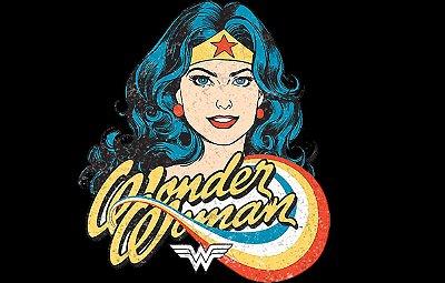 Camisetas - Mulher Maravilha