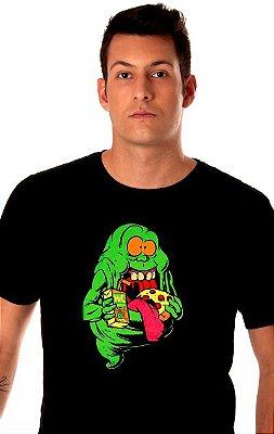 Camiseta Geleia (Os Caça-Fantasmas)