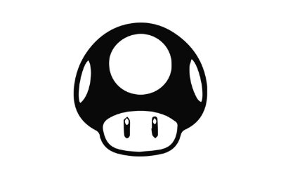 Camiseta Cogumelo Mario Bros