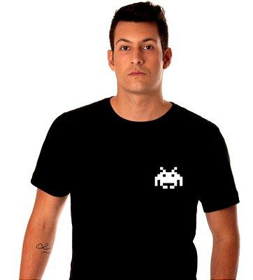 Camiseta Space Invaders