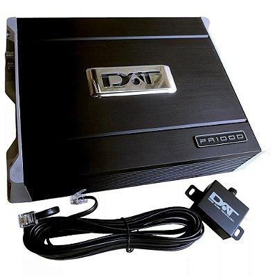 Amplificador 1 Canal DAT PR1000