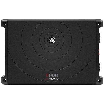 Amplificador 1 Canal DB Drive A5 1200.1D