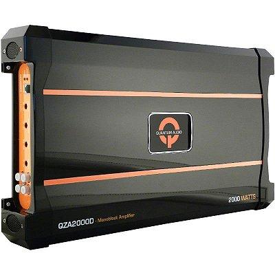 Amplificador Mono Quantum Audio QZA2000D
