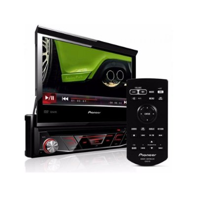 DVD Player Pioneer AVH-4880BT