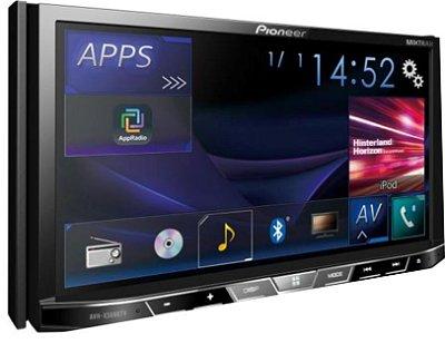Dvd Player Pioneer Avh-X5880tv - Tv Digital, Bluetooth, Usb E Mixtrax