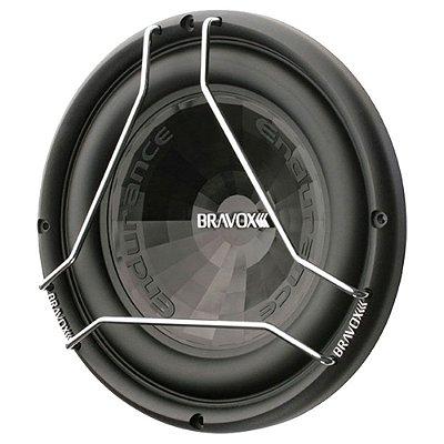 "Subwoofer 12"" Bravox Endurance E2K - 800 Watts RMS - Impedância: 4 + 4 Ohms"