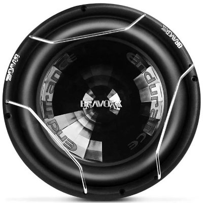 Subwoofer Bravox E2K Endurance 15D2 15 Polegadas 900w RMS