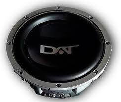 Subwoofer DAT 10'' SD1 10D2 400w Rms