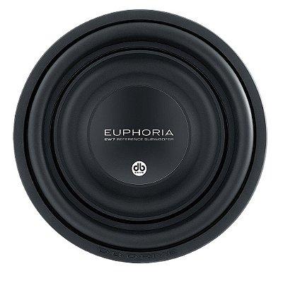 """Subwoofer Dbdrive Euphoria 12"""" EW7 12D2 500w RMS"""