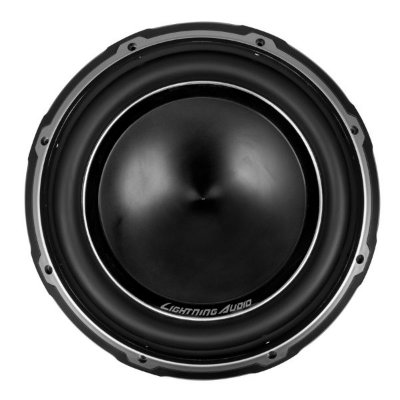 "Subwoofer Lightning Audio LA-S410 10"" 100w RMS"