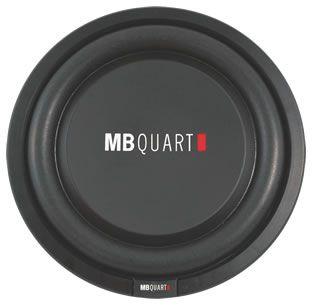 "Subwoofer MB Quart 10"" RLP 254 300w RMS"