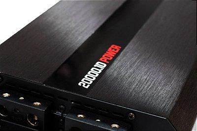 Modulo Amplificador Soundigital Sd20000.1 1 Ohms Linha Power Pré Venda