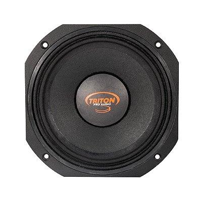 Alto Falante Woofer Triton Pro Audio 8xrl400 200w Rms 8 Pol