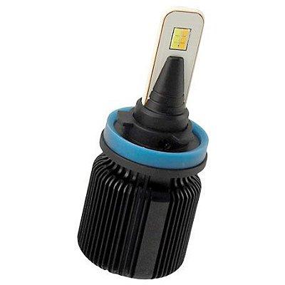 Led Dual Color Shocklight 3150k/6000k 4000 Lumens H8