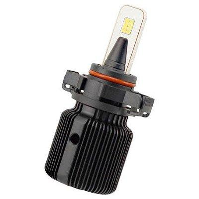 Led Dual Color Shocklight 3150k/6000k 4000 Lumens H16